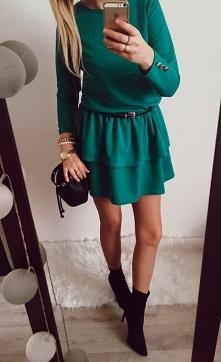 Green go od gretastyl z 21 stycznia - najlepsze stylizacje i ciuszki