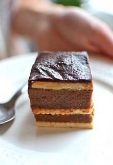 Ciasto kukułka (kukułkowiec) - BEZ pieczenia