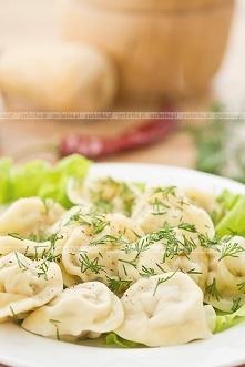 Pierożki z kaszą gryczaną i serem