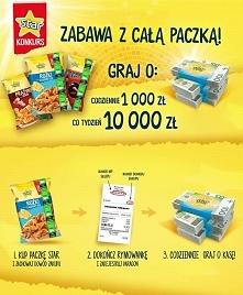 Wygraj 1000 PLN lub 10.000 PLN
