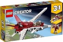 CREATOR Futurystyczny samolot 31086