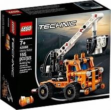TECHNIC Ciężarówka z wysięgnikiem 42088