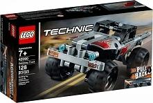 Monster truck złoczyńców 42090