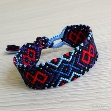 "friendship bracelet ""g..."