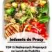 Jedzenie do Pracy: TOP 15 Najlepszych Propozycji na Lunch do Pudełka