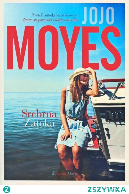"""Kolejna książka, która wzbudza u mnie mieszane uczucia, i to bardzo mieszane. Mowa tutaj o """"Srebrnej zatoce"""" Jojo Moyes. Zdecydowałam się sięgnąć po książkę tej konkretnej autorki, gdyż dużo słyszałam o fenomenie Moyes oraz o jej wspaniałych powieściach. Na świeżo po lekturze nie wiem, czy powinnam napisać pozytywną recenzję, nie wiem również, czy książkę chciałabym Wam polecić. Myślę, że najlepiej będzie, jak pokrótce opowiem Wam o swoich odczuciach, a wtedy sami będziecie mogli zdecydować, co z tym fantem zrobić..."""