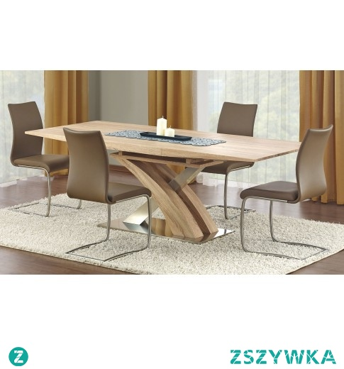 Stół rozkładany, który będzie pasował do każdego wnętrza