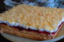 Ciasto Karmelove