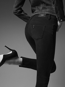 Spodnie bez zmarszczek.