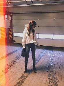 Bluza reART Młode Miasto od Dominisiia_ z 27 stycznia - najlepsze stylizacje i ciuszki