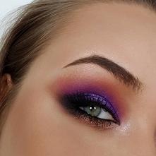 Maxineczka Beauty Legacy cała paleta została wykorzystana do tego makijażu