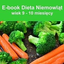E-book Menu dla Niemowlaka w wieku 9-10 miesięcy na 30 dni z dokładnymi przepisami + zaleceniami do diety. Kliknij w zdjęcie i pobierz dla Swojego Dziecka.
