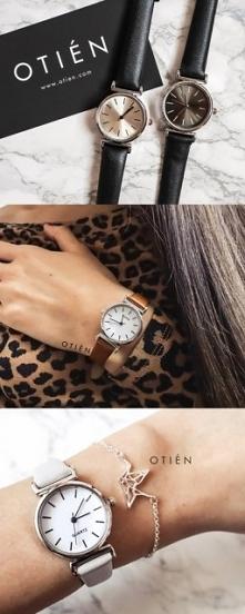 Piękne zegarki damskie OTIE...