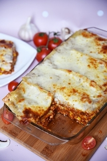 Przepis na domową lasagne