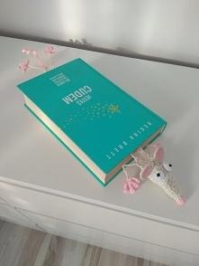 Szydełkowa zakładka do ksią...