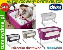 Chicco next2me łóżeczko dostawka