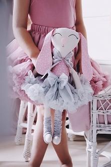 Malina króliczek baletnica ...