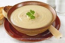 Zupa krem z ziemniaków i pora