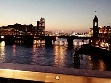 London at night *.*