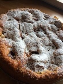 ♥_Ciasto brzoskwiniowe_♥ -1 szkl mąki -0,5 szkl cukru -0,5 Kaśki -1 jajko -2 ...