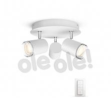 Philips Adore Hue Plate Spiral White 34362/31/P7 - Raty 10 x 77,90 zł