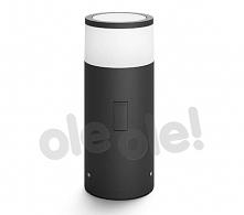 Philips Calla Hue Pedestal Black 17420/30/P7 - Raty 10 x 42,90 zł