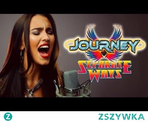 Journey - Separate Ways (Worlds Apart) cover by Sershen&Zaritskaya feat. Kim and Shturmak