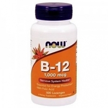 Suplement diety B-12 - Nervous System Health