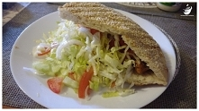 Domowy kebab(link w komentarzach)