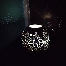 Wykonuję niepowtarzalne lampy z tykw.