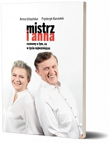 "Książka ""Mistrz i Anna..."