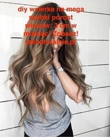 jak sprawić, aby włosy szybciej rosły?