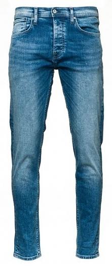 Pepe Jeans Jeansy Męskie Malton 32/32 Niebieskie