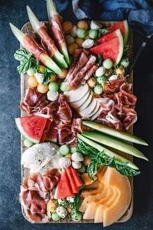 Deska smaków