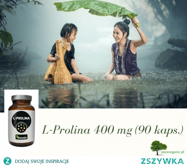 L-prolina - zadbaj o swoją skórę i stawy. Odżywki zawierające w swoim składzie aminokwas l-prolinę są innowacyjnymi suplementami polecanymi w głównej mierze sportowcom trenującym sporty siłowe, szybkościowe oraz wytrzymałościowe. Suplementy z l-proliną mogą być przyjmowanie również przez osoby wyniszczone fizycznie. L-prolina to niezwykły aminokwas, który w ludzkim organizmie pełni bardzo ważną rolę, mianowicie reguluje procesy metabolizmu komórkowego. Wspomaga syntezę białek, a także wzrost oraz różnicowanie tkanek mięśniowych....  Więcej informacji znajdziecie na naszej stronie, a samą L-prolinę dostaniecie w promocji w naszym sklepie, zapraszamy.  #fit, #kolagen, #produkcjakolagenu, #pureorganic, #starość, #starsiludzie, #stawy, #zdrowestawy, #zdrowie #sport #bieganie #kulturystyka