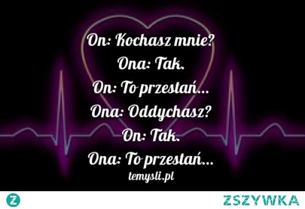 Kochasz mnie?!  mojecytatki .pl/9604-kochasz_mnie....html #mem #cytat #cytaty #memy #girl #boy #polishgirl #polishboy #oznacz #love