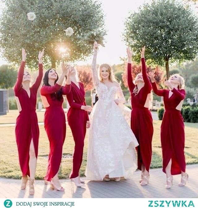 Idealna sukienka dla druhen  #sukienkanawesele #dlugasuknia #maxidress #odkryteplecy #czerwonasukienka #sukienkanastudniówkę #sukienkadladruhny #dlugasukienkanawesele# najlepszesukienki #szyjemywpolsce www sibysi pl