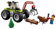 Lego City Great Vehicles 60181 Traktor Do Lasu