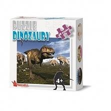 Russell Puzzle 48el. Dinozaury  PZ48-2