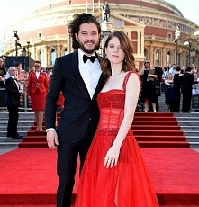Kit Harington I Rose Leslie
