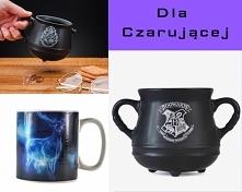 Kubki dla fanki Harrego Pottera
