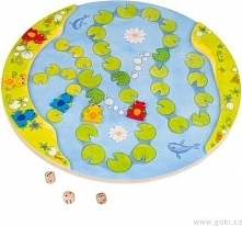 Gra planszowa Staw - zabawki dla dzieci uniw