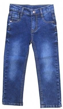Carodel Spodnie Jeansowe Chłopięce 98 Niebieskie