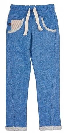Garnamama Dziewczęce Spodnie Dresowe 68 Niebieski