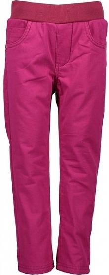 Blue Seven Spodnie Dziewczęce 92 Różowa