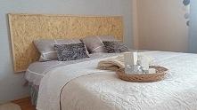 łóżko z palet @HandmadebyBrzostula