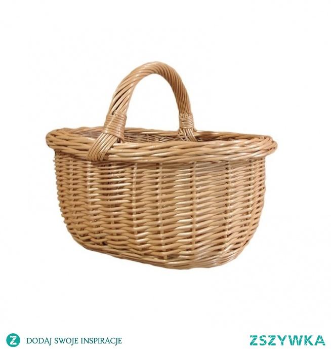 Wiklinowy koszyk