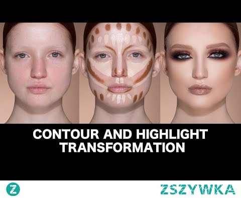 Contour and Highlight Tansformation by Samer Khouzami