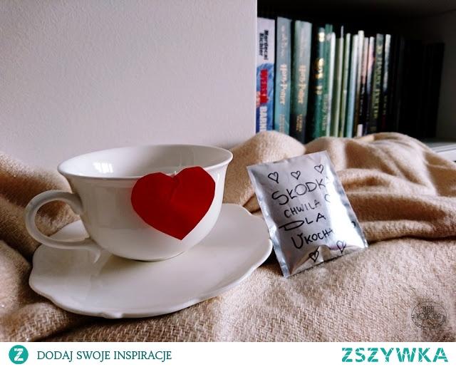 Herbata walentynkowa