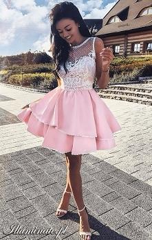 Sukienka na wesele od Illum...
